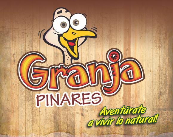 granja pinares logo
