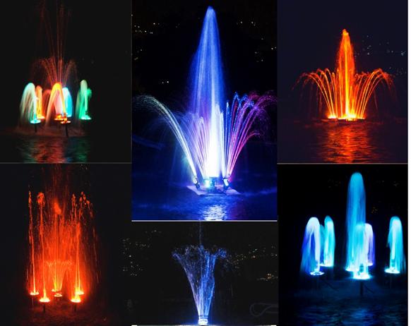 Compact Fountain