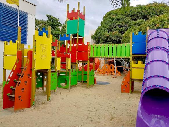 Parques Infantiles de Colombia 3