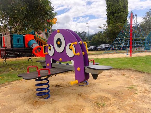 Parques Infantiles de Colombia 4