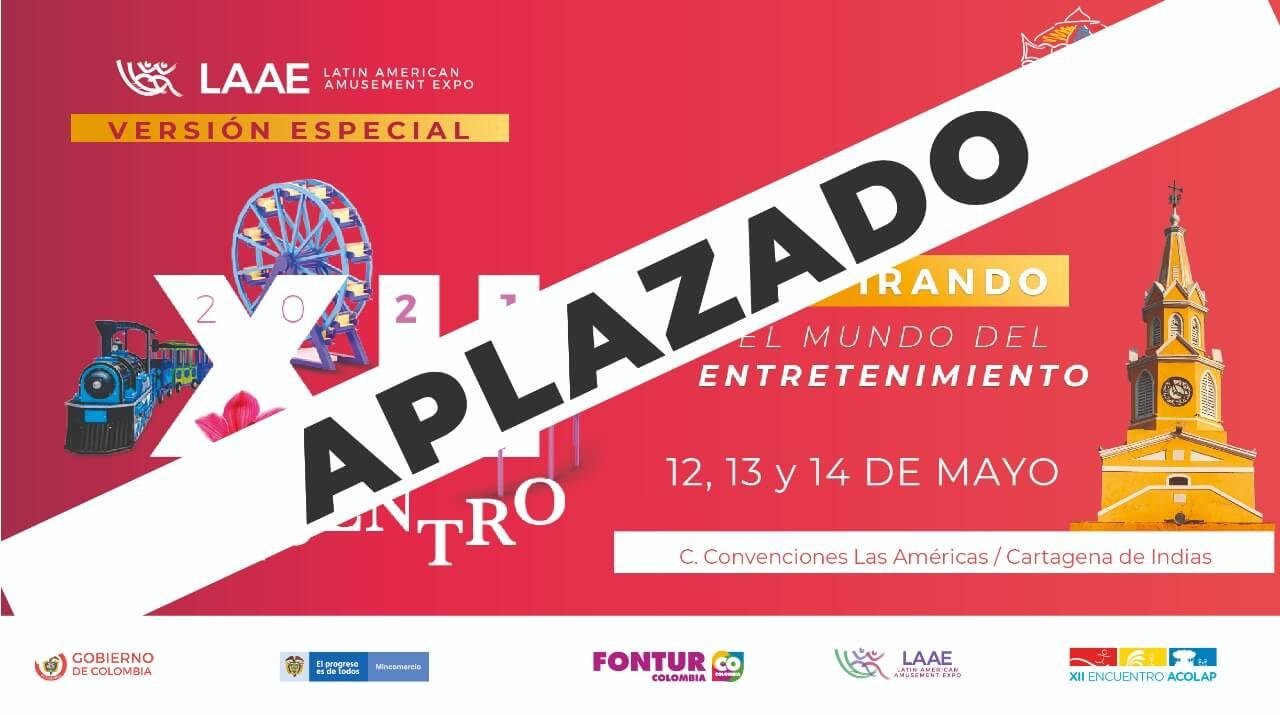 Aplazado Encuentro Acolap